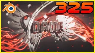 TOP 5 RED Blender Intro Templates #325 + Free Download thumbnail