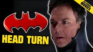 Why BATMAN Not Turning His Head Is A Good Thing (ft. Nerdsync)