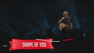 ed sheeran shape of you live on the honda stage at the iheartradio theater ny