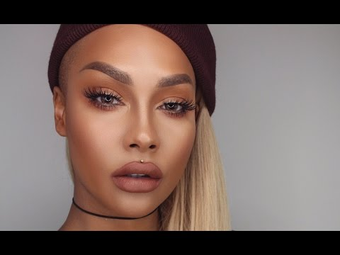 MONOCHROMATIC FALL MAKEUP TUTORIAL