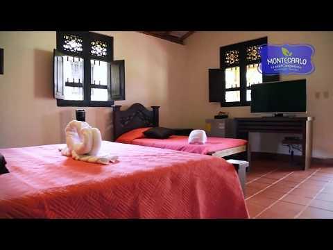 sala de estar de marfil concordia Hotel Montecarlo A Slo 1 Km Del Parque Del Caf Armenia