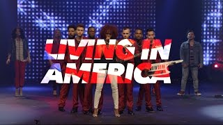 Living In America (Live Cover)