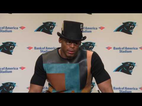 Cam Newton Postgame Press Conference: 9/25/16