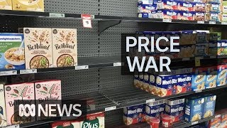 The food giants fighting back in the price war with major supermarkets | ABC News