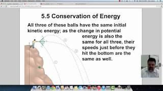 Physics Chapter 5 Work and Energy Notes