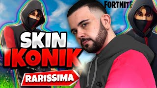 Fortnite : Haut Rarissima - la IKONIK ... wow 😱
