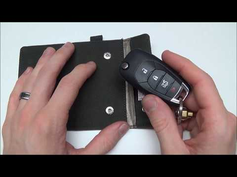 Silent Pocket Key Fob Guard  Review - RFID Fob Protector