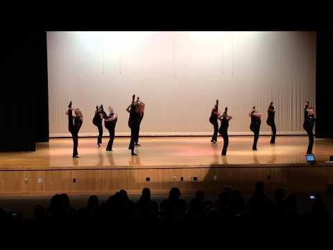 New Smyrna Beach High School Showdolls 2014 Baby Doll Camp Home Routine