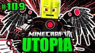 Der EXO TITAN ROBOTER?! - Minecraft Utopia #109 [Deutsch/HD]