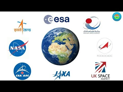 Top 10 Space Research Agencies in the World in 2017