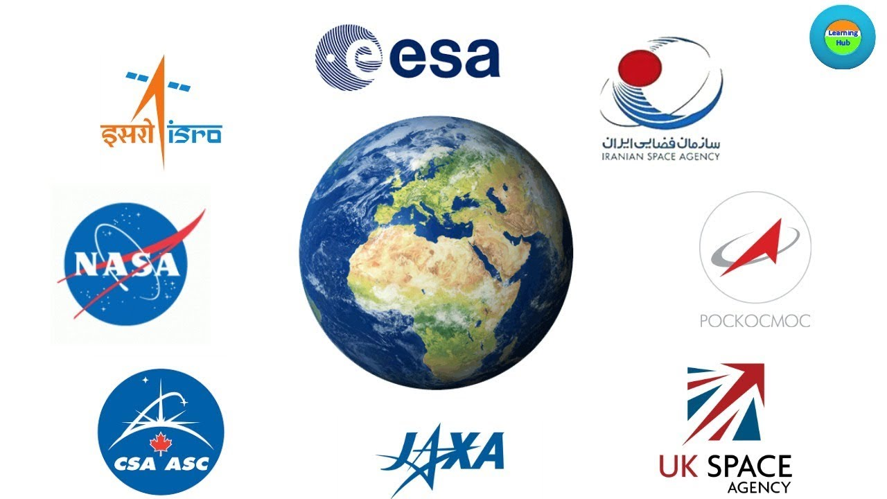 Top 10 Space Research Agencies in the World in 2017 - YouTube