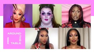 Winners of 'RuPaul's Drag Race' On Spending Prize Money | Around the Table | Entertainment Weekly