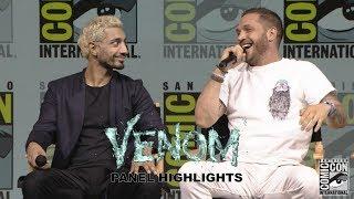 'Venom' SDCC Panel Highlights