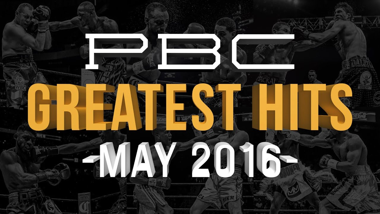 PBC Greatest Hits - May 2016