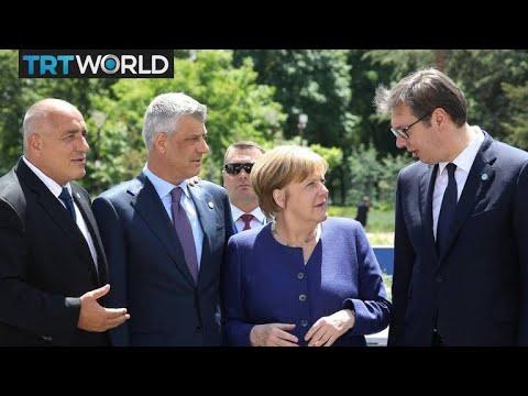 Western Balkans Summit: EU decides to block US sanctions on Iran