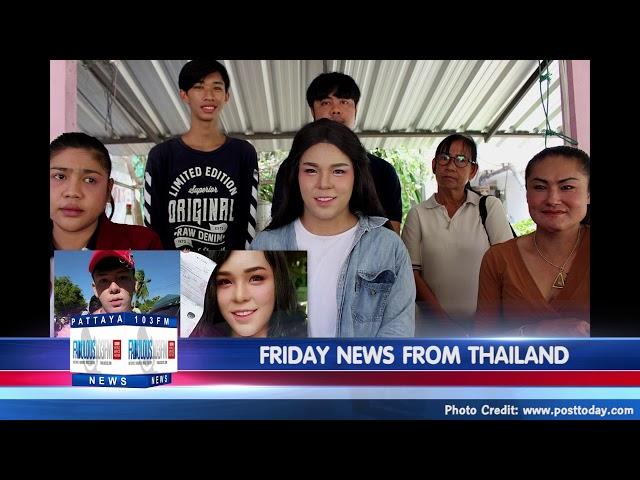 [NEWS]  5th April 2019   Fabulous TV Pattaya