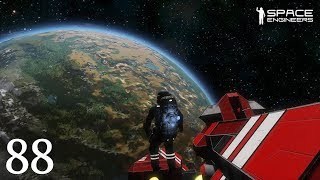 Space Engineers Multiplayer - E88 - Warping Along