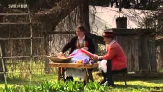 Kurpie w niemieckiej telewizji - Wielkanoc