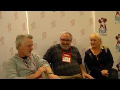 CCEE 2014 Original TMNT Voice Actors Interview
