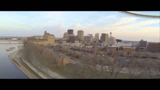 Dayton Ohio Downtown March 2014