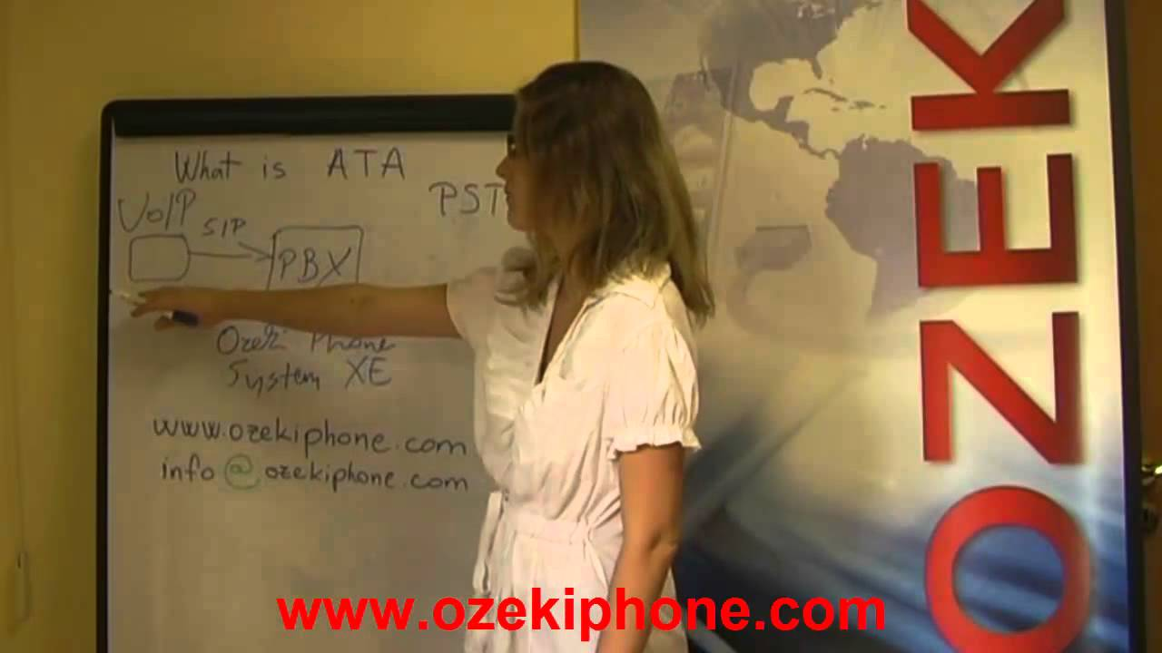 What is VoIP ATA, an Excellent Explanation of VoIP Analog Telephone Adapters