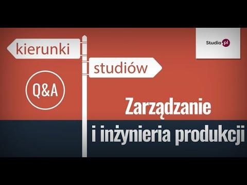 Kierunek Zarządzanie I Inżynieria Produkcji - Program Studiów, Praca, Zarobki.