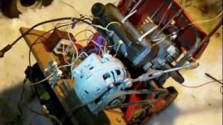 Homemade 12v \ 120v Generator
