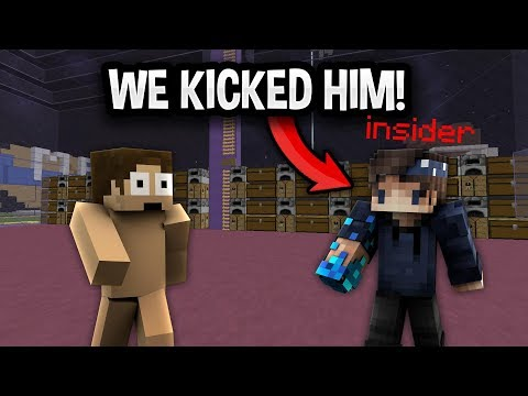 SHOCK: MY NEW FACTION MEMBER INSIDED ME! (WE KICKED HIM + CONFRONTED HIM IN TS) | Minecraft Factions