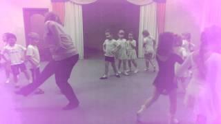 Открытый урок танцевальной студии Фантазия ч.2