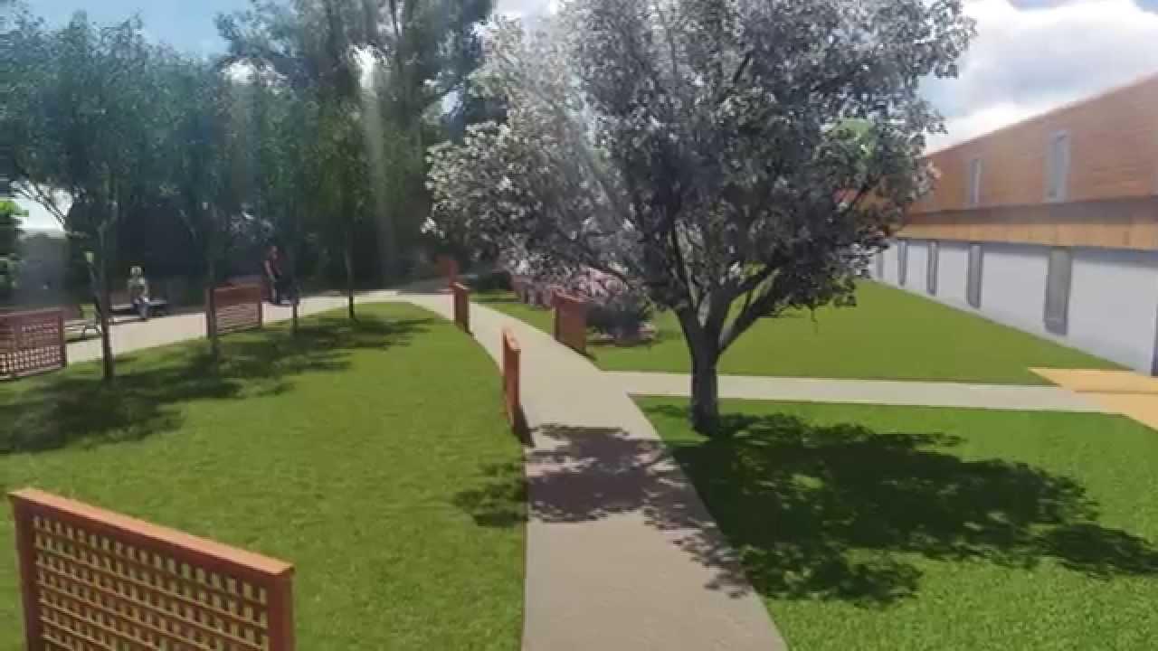 Vidéo Plan De Jardin 3D, Dessin De Jardin 3D.