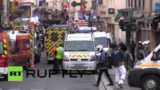 France: Three reported killed as police hunt attack suspect in Paris suburbs