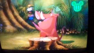 20 hidden mickeys in lion king 1 and a half dvd chalange