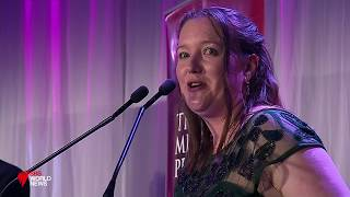 Cheryl Praeger wins PM's Science Prize - SBS World News