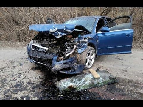 Extreme Autounfälle in Russland März #2 ❖ Russische autounfälle ...