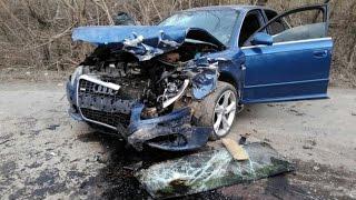 Extreme Autounfälle in Russland März #2 ❖ Russische autounfälle 2017