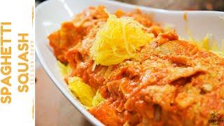 Spaghetti Squash | Vegan Recipe #86