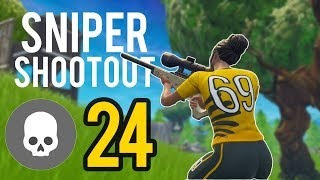 Insane 24 Frags In Sniper Shootout - Dakotaz Junior!?!? Fortnite Battle Royale Gameplay