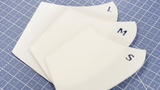 Introducing: Quick & Easy Templates for DIY Fabric Face Masks | a Shabby Fabrics Notion Video