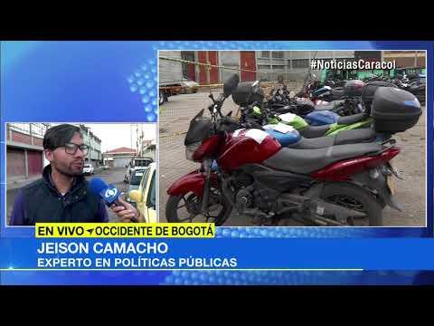 Rematarán Más De 17 Mil Motos Abandonadas En Los Patios De Colombia | Noticias Caracol