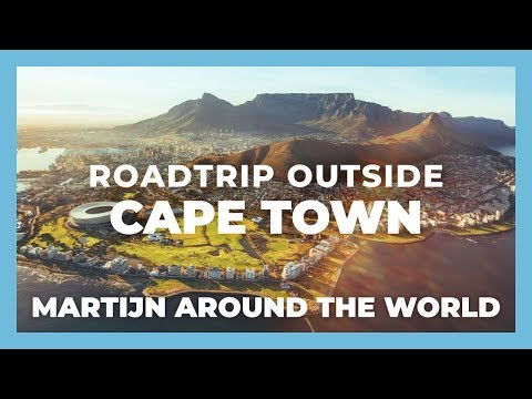 Roadtrip outside Cape Town // Franschhoek, Oudtshoorn, Knysna, Swellendam, Kaapstad