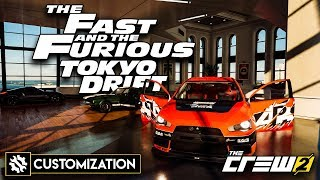 Download The Crew 2 Tokyo Drift Fast And Furious Montage MP3