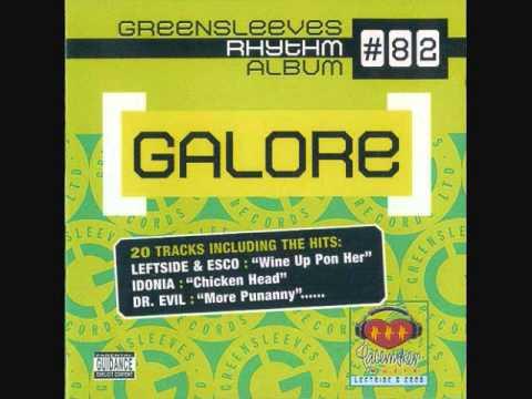 Galore Riddim Mix (2006) By DJ.WOLFPAK