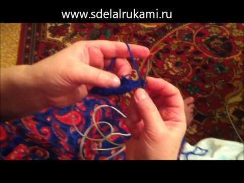 Вязаный эксклюзив. Описания и схемы вязания крючком и спицами