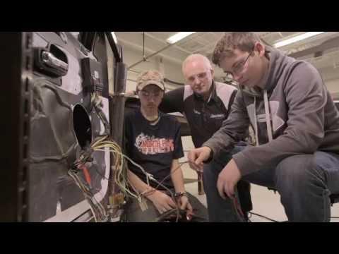 North Pole High School Automotive Program