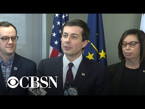 South Bend, Indiana, Mayor Pete Buttigieg considers presidential run