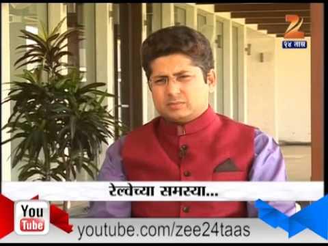 Zee24Taas ।  Ranasangram - MNS candidate Raju Patil