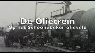 De Olietrein op het Schoonebeker olieveld