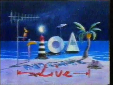 Friday Night Live - Channel 4 - 8th April 1988