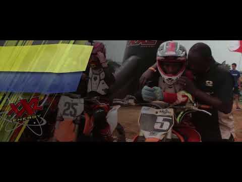 Moto Cross International de Pâques Togo - 2018