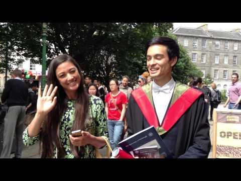 2014 University of Edinburgh Graduation Ceremony H&K June 30